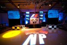Racing Theme Bar and Bat Mitzvah Ideas