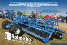 Rolmako - catalogue of the agricultural machinery 2/6 / Rolmako - catalogue of the agricultural machinery, farm machinery  www.rolmako.pl www.rolmako.com www.rolmako.de www.rolmako.fr www.rolmako.ru