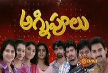 TV serial (Agnipoolu)