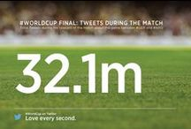 FIFA World Cup 2014 / This is set to be one of the biggest events ever documented on social media.