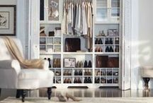 Houses and Interiors / white/blue/grey/wood