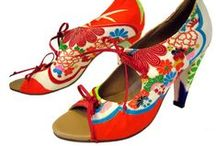 Geisha-Inspired Accessories / by House of the Broken Dragon