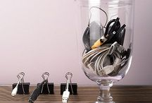 *Ideas: Organise