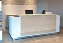 Counters & Reception Desks