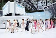 Fashion Week Fever / Los looks que salieron en pasarela durante minutos, pero que en este board se vuelven historia.