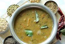 Sambar Recipes / Quest for the perfect sambhar!