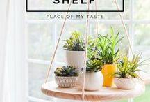DIY 4 home / wybrane instruktaże i tutoriale DIY dla domu.