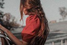 STYLE + HAIR FLIP