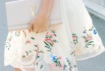 Embroidery, Cuteness & Brightness | Dresses