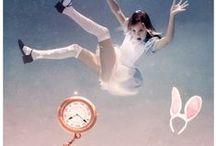 Alice In Wonderland / Everything Alice in Wonderland
