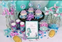 Kids Party DIY / Creating exciting party experiences for kids parties!