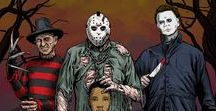 Horrorverse / Horror Movies - Past, Present & Who Knows When
