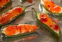Creative Cooking with Spicy Jelly / These are recipes that I think would go wonderfully with my jelly!