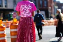 Street Style / What's inspiring us right now.
