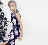 """Inspired By: Nadia Fairfax / Aussie It Girl Nadia Fairfax models her favorite looks for Spring Racing Season (that's just """"Spring"""" for all of you US ladies)."""