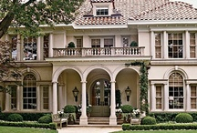 Dream homes / Spaces to dream about.