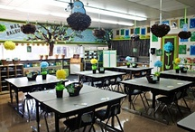 school decorating / by Anna Florence