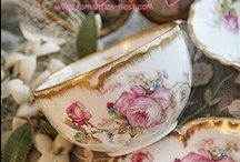 Love for vintage china