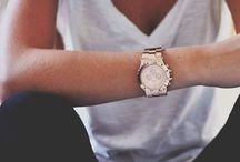 About time to get another watch / I have three watches, but there's nothing wrong with plenty. / by Stacey Carrick