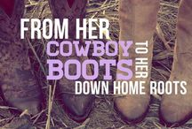 My Country Girl Style / by Stacey Carrick