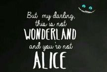 Alice / All things Alice in Wonderland.