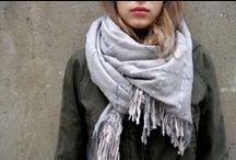 FILD PIECES SCARFS / FILD PIECES merino wool scarfs