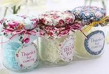 Jar crafts / befőttesüveg, újrahasznosítás, dekoráció, mason jars