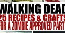Walking Dead VIewing Party