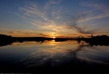 Rovaniemi Fotos / Rovaniemi es la capital de Laponia en Finlandia. Es también la oficial ciudad natal de Papá Noel.