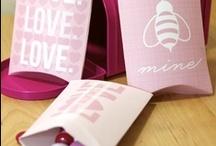 Etiquetas, cajas y bolsas (plantillas), wrappers, toppers