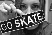 Longboarding/Skating / Mix of my own and pinned skating pics