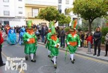Nerja Carnival / Photos from Nerja's four day long carnival which is held during February each year.