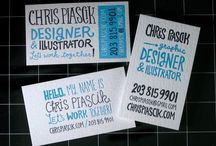 Business Cards / Business Cards, Corporate Identity