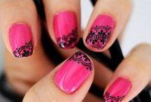 nail art / nailing the art