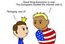 Eurovision Memes, Jokes and Comics