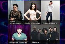 Georgia Eurovision Selection 2016