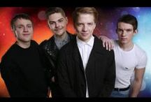 """Anti Social Media   Denmark Eurovision 2015 / Anti Social Media is a Danish pop rock band that represented Denmark in the Eurovision Song Contest 2015 with the song """"The Way You Are"""". The group consists of Philip Thornhill, Nikolaj Tøth, David Vang and Emil Vissing."""