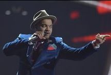 """Guy Sebastian   Australia Eurovision 2015 / Guy Theodore Sebastian (born 26 October 1981) is an Australian singer-songwriter. He was the first winner of Australian Idol in 2003, and was a judge on Australia's The X Factor. He represented Australia at the 2015 Eurovision Song Contest, with """"Tonight Again""""."""