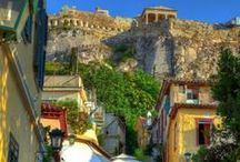 Plaka ( old part of Athens) / #Beautiful #spots of the #oldcity! #Discover the #beauties of #Athens!