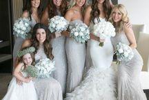 Wedding - Bridesmaids Dresses
