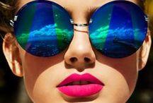 Sunglasses /  Lifes 2 short 2 wear ugly glasses
