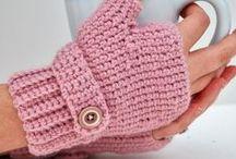 Mitones, guantes