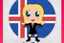 Greta Salóme   Iceland Eurovision 2016 and 2012