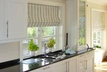 Interiors * Kitchen Ideas; pull out kitchen tables