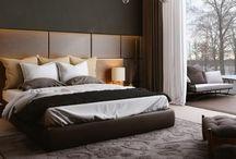 Interiors * Bedroom ideas