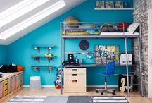 Interiors * Teens rooms