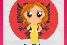 Eneda Tarifa   Albania Eurovision 2016 / Eneda Tarifa will sing Fairytale for Albania at Eurovision 2016.