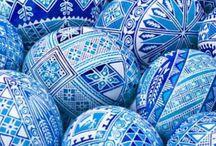 R * Pisanki Pysanki Easter Eggs