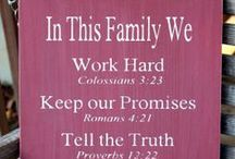 All About Family! / by Leela Southworth