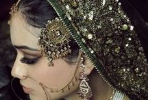 Indian outfits & Bridal from India / by Leela Southworth